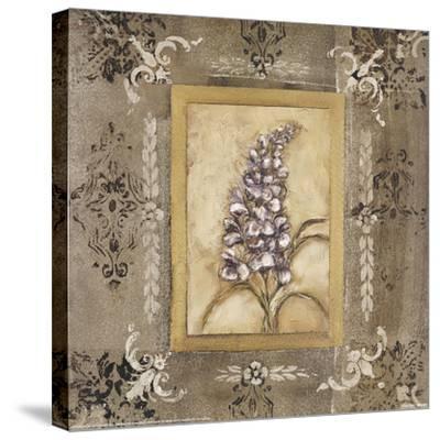 Lilac-Mindeli-Stretched Canvas Print