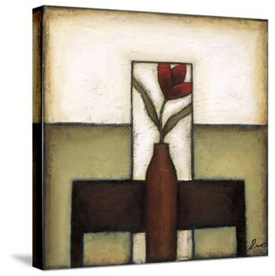 Seul-Eve Shpritser-Stretched Canvas Print