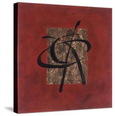 Zen Series II-Jennifer Strasenburgh-Stretched Canvas Print