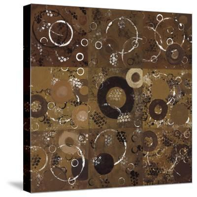 Bronze Meridian-Earl Kaminsky-Stretched Canvas Print