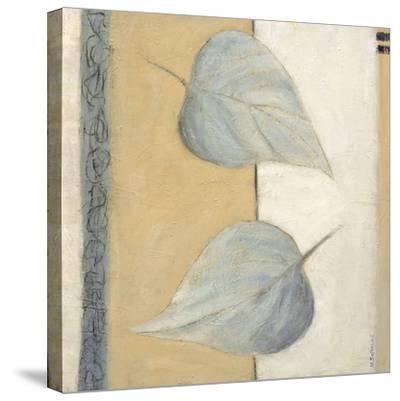 Tete a Tete I-Ursula Salemink-Roos-Stretched Canvas Print