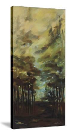 West Coast Trail I-Karen Lorena Parker-Stretched Canvas Print