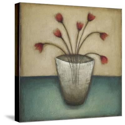 In Bloom II-Eve-Stretched Canvas Print