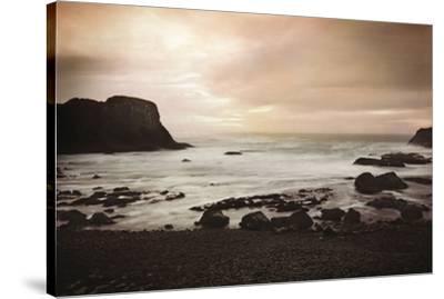 Yaquina Bay-John Rehner-Stretched Canvas Print