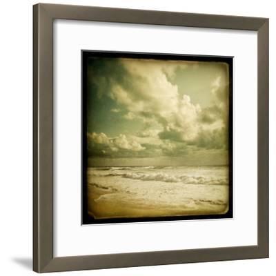 The Waves-Irene Suchocki-Framed Art Print