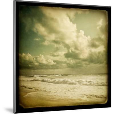 The Waves-Irene Suchocki-Mounted Art Print