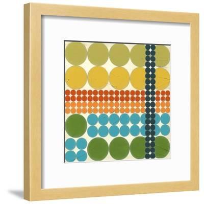 Arcade II-Erica J^ Vess-Framed Art Print