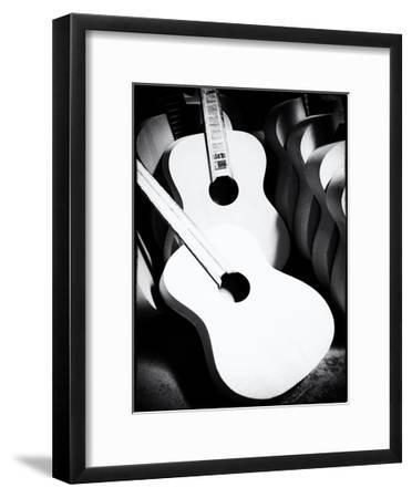Guitar Factory VII-Tang Ling-Framed Art Print