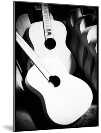 Guitar Factory VII-Tang Ling-Mounted Art Print
