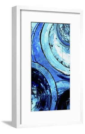 Blue Moons II-Erin Ashley-Framed Art Print