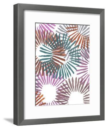 Starburst II-Jodi Fuchs-Framed Art Print