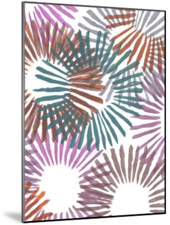 Starburst II-Jodi Fuchs-Mounted Art Print