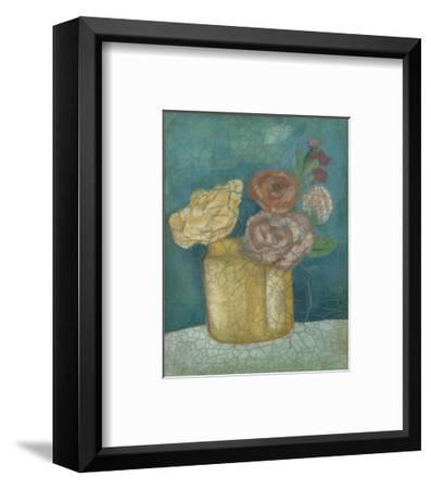Flower Market I-Chariklia Zarris-Framed Art Print