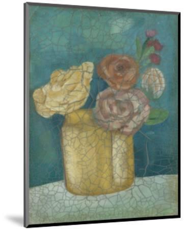 Flower Market I-Chariklia Zarris-Mounted Art Print