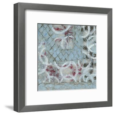 Linked Layers II-Karen Deans-Framed Art Print