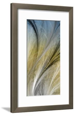 Fountain Grass IV-James Burghardt-Framed Art Print