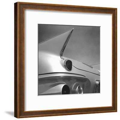 '57 Eldorado Seville-Daniel Stein-Framed Art Print