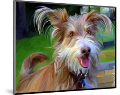 Terrier Hairspray-Robert Mcclintock-Mounted Art Print