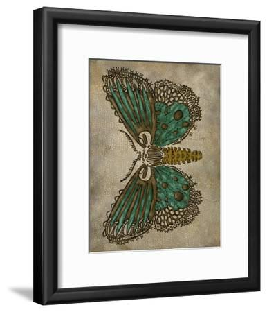 Lace Wing I-Chariklia Zarris-Framed Art Print