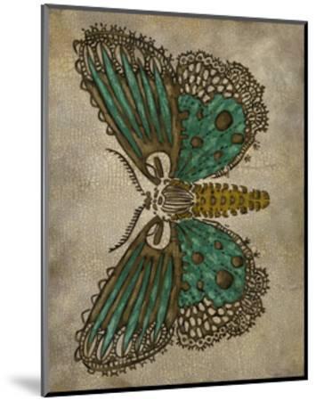 Lace Wing I-Chariklia Zarris-Mounted Art Print