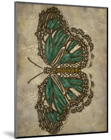 Lace Wing II-Chariklia Zarris-Mounted Art Print
