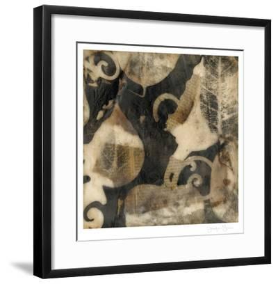 Waxen Treasures II-Jennifer Goldberger-Framed Limited Edition
