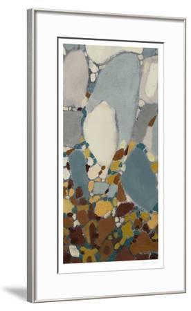 Deconstructed Mosaic I-Jennifer Goldberger-Framed Limited Edition