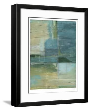 Emerald Reflections I-Erica J^ Vess-Framed Limited Edition