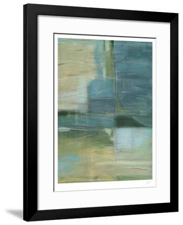 Emerald Reflections I-Erica J^ Vess-Framed Limited Edition