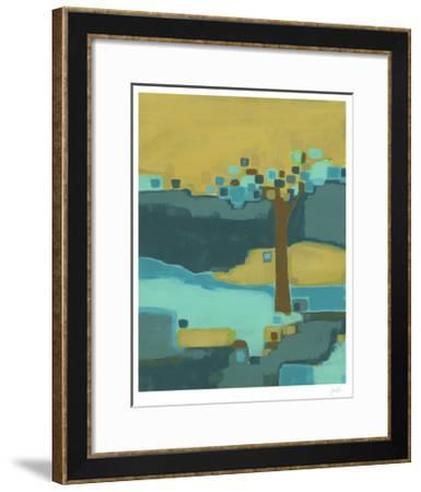 River Bend II-Erica J^ Vess-Framed Limited Edition