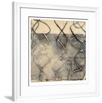 Rope I-Jennifer Goldberger-Framed Limited Edition
