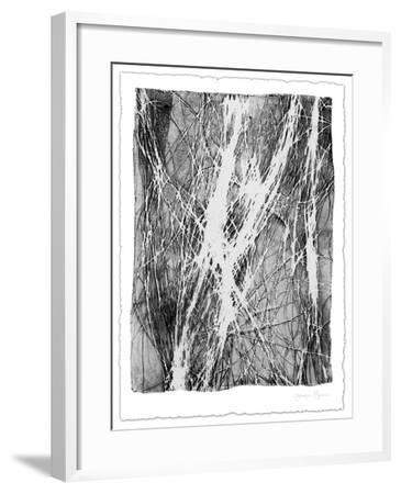 Free Flow IV-Jennifer Goldberger-Framed Limited Edition