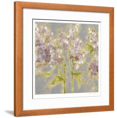 Ethereal Flowers I-Jennifer Goldberger-Framed Limited Edition