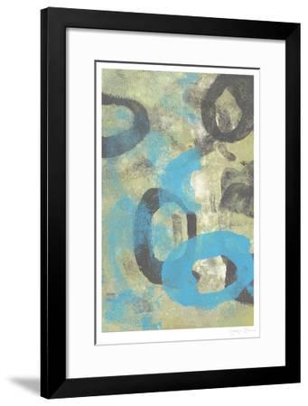 Roll-Out I-Jennifer Goldberger-Framed Limited Edition