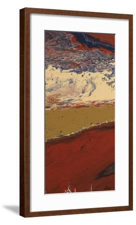 Buttons II-Dlynn Roll-Framed Giclee Print