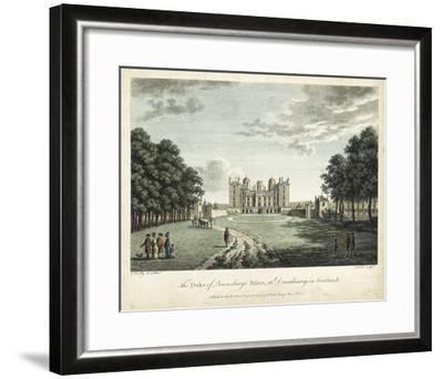 Watt's Views I-W^ Watts-Framed Giclee Print