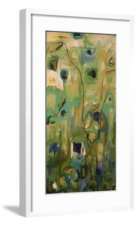 Abstract EXP I-Marabeth Quin-Framed Giclee Print