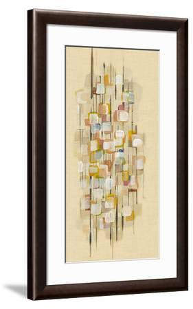 City Map II-Charles McMullen-Framed Giclee Print