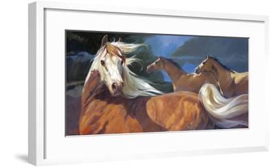 Storm Chasers-Carolyne Hawley-Framed Giclee Print