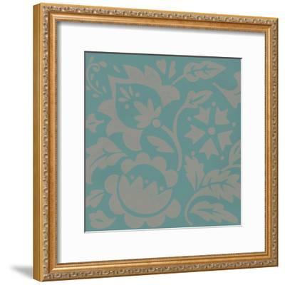 Ginter Sea II-Chariklia Zarris-Framed Giclee Print
