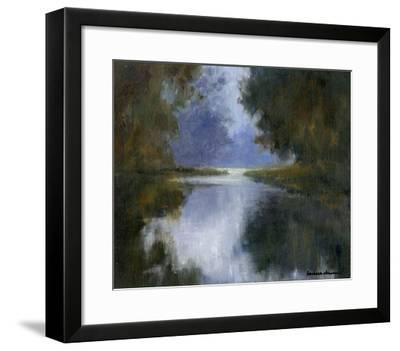 Morning Mist-Barbara Chenault-Framed Giclee Print