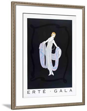 Gala-Erte-Framed Collectable Print