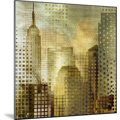 Empire State Building-Katrina Craven-Mounted Art Print