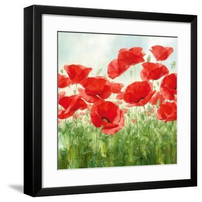 Holland Garden-Igor Levashov-Framed Art Print