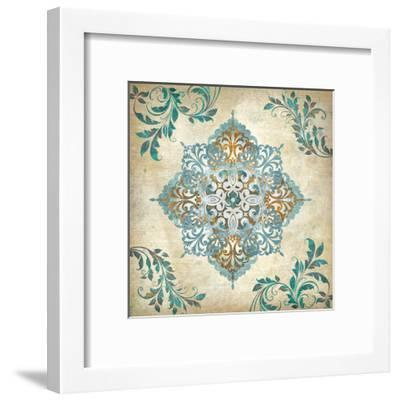 Arabesque I-Conrad Knutsen-Framed Art Print
