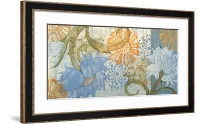 Saffron & Sky II-Kate Birch-Framed Giclee Print
