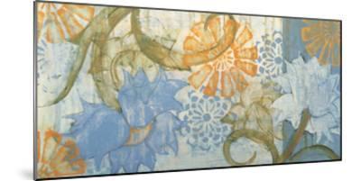 Saffron & Sky II-Kate Birch-Mounted Giclee Print