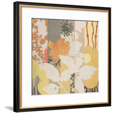 Natural Fragments I-Sally Bennett Baxley-Framed Giclee Print