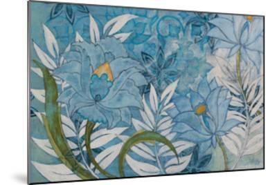 Blue Dawn-Kate Birch-Mounted Giclee Print