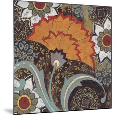 Fan Dance II-Kate Birch-Mounted Giclee Print